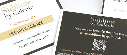 Opération sublime by Galenic