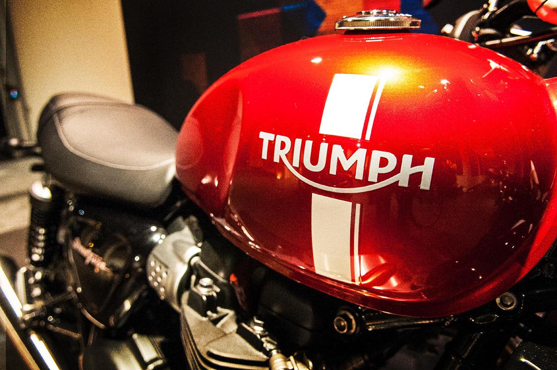 Lancement Triumph